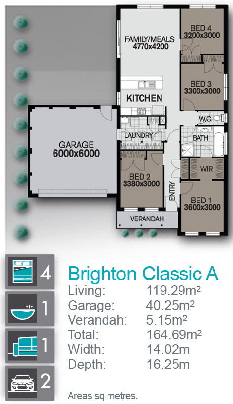 Brightonclassica plan