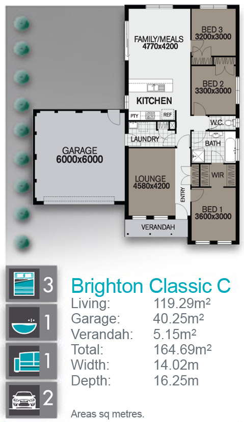 Brightonclassicc plan
